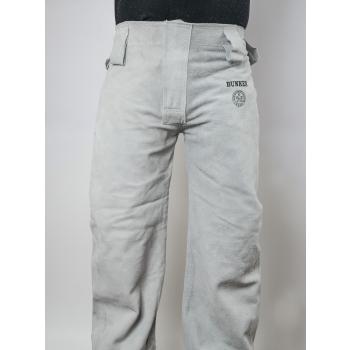 Pantalon cuero descarne